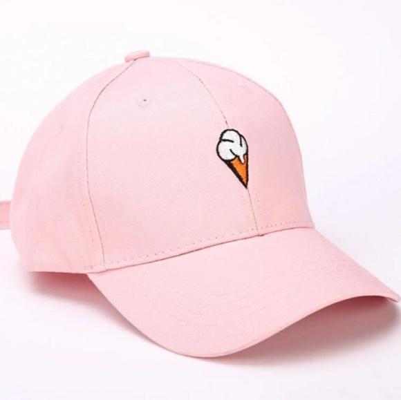 204ee0f0dbd Ice Cream Cone Dad Hat